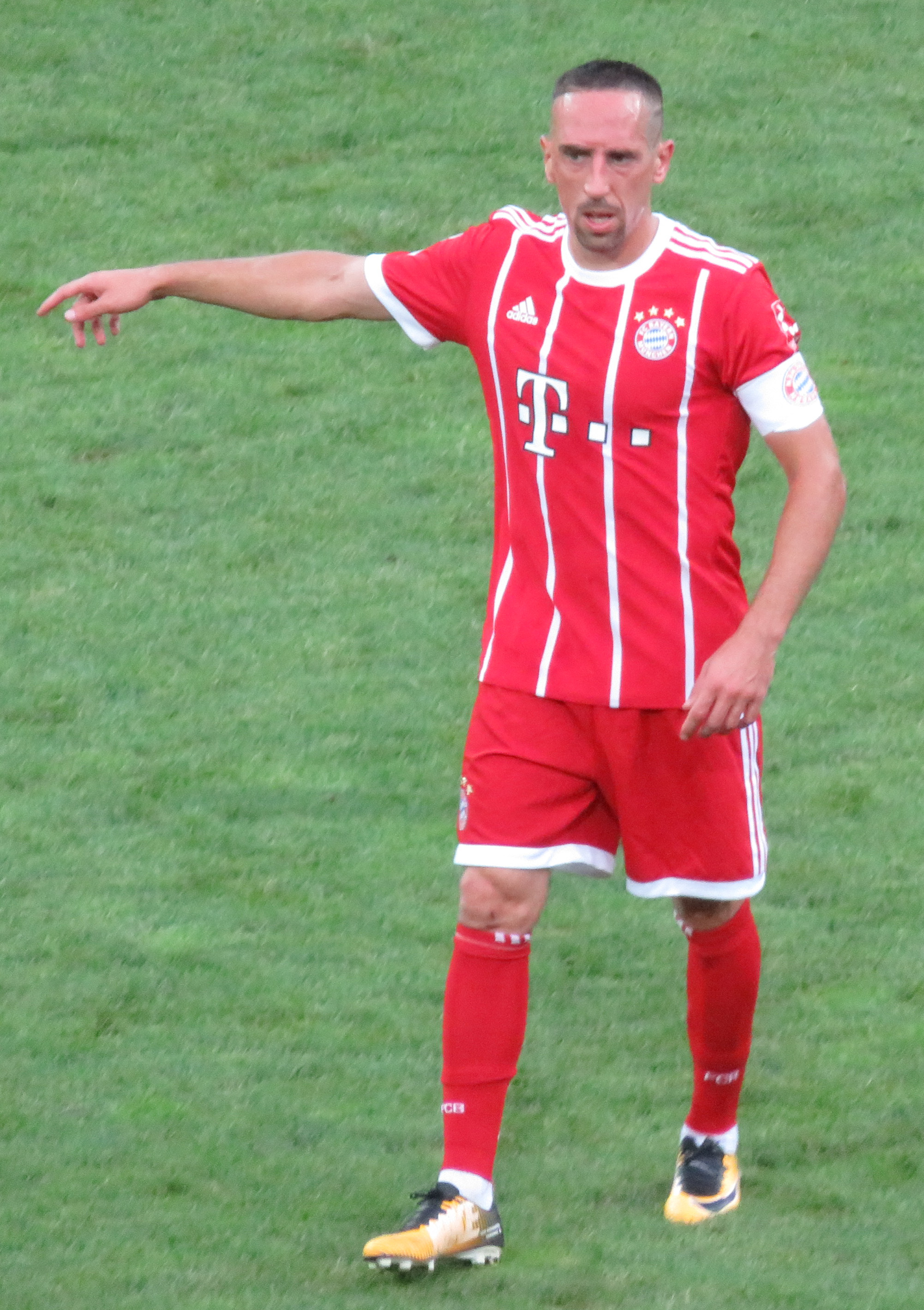 Franck Ribery in Offenbach